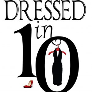 Dressed in 10 logo